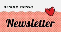 Assine nossa newsletter